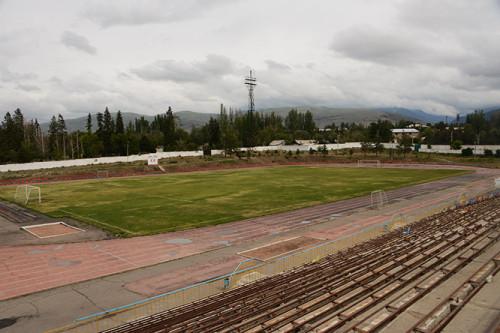 Kyrgyzstan Karakol Stadium