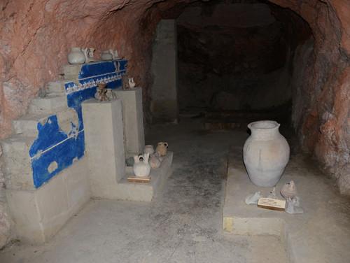 Kyrgyzstan Osh Cave-Museum Zoroastrian