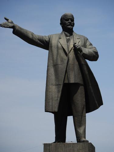 Kyrgyzstan Osh Lenin