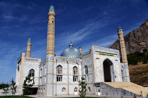 Kyrgyzstan Osh Mosque