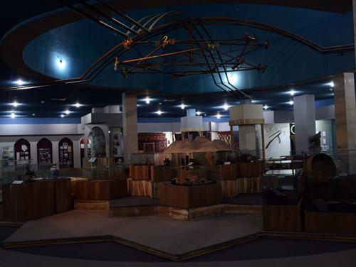 Kyrgyzstan Osh Museum Inside