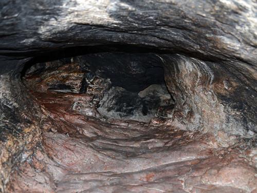 Kyrgyzstan Osh Sulaiman Too Sacred Mountain Cave