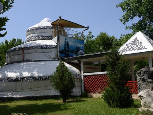 Kyrgyzstan Osh Yurt Museum
