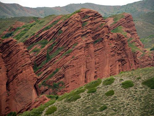 Jeti-Oguz Rocks
