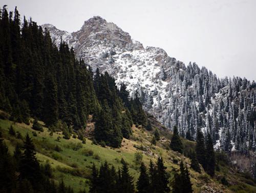 Kyrgyzstan Tian Shan Seasons