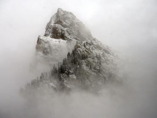 Kyrgyzstan Tian Shan Snow Peak