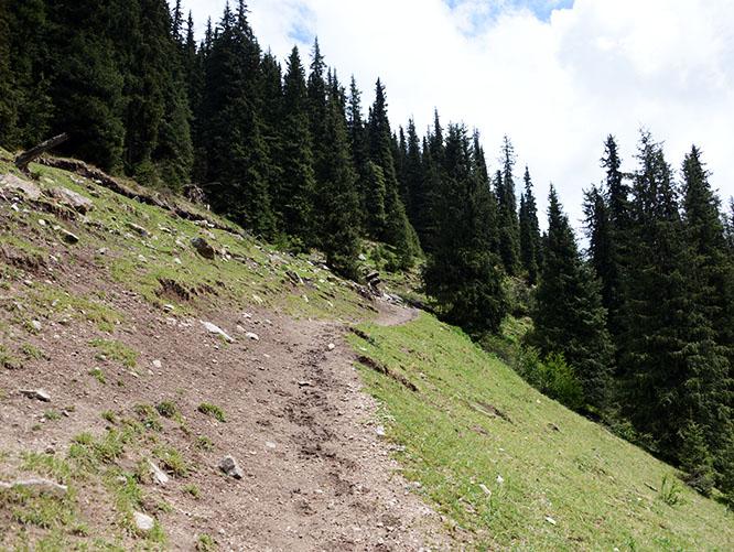Kyrgyzstan Tian Shan Trail