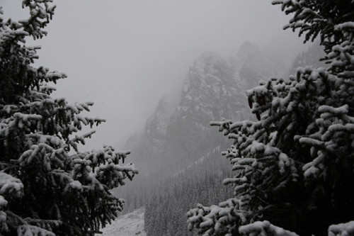 Kyrgyzstan Tian Shan Winter