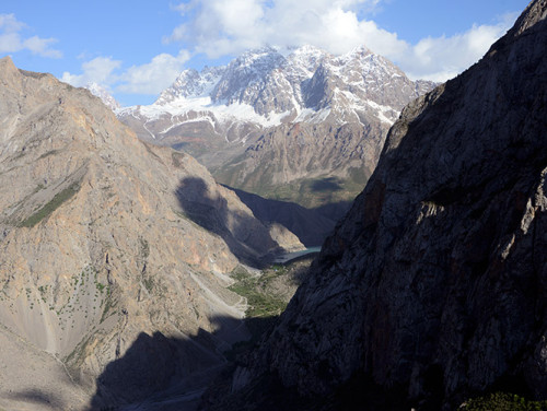 Tajikistan Fan Mountains