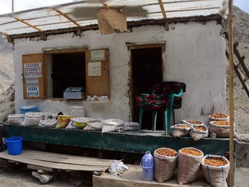 Tajikistan Highway Store