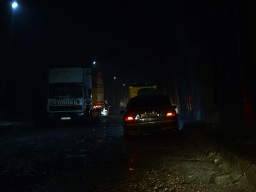 Tajikistan Highway Tunnel