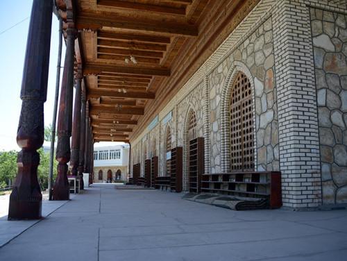 Tajikistan Panjakent Mosque