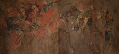 TajikistanPanjakent Museum Replica Decorations