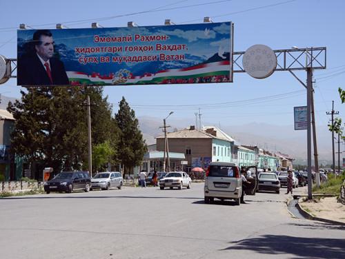Tajikistan Penjakent