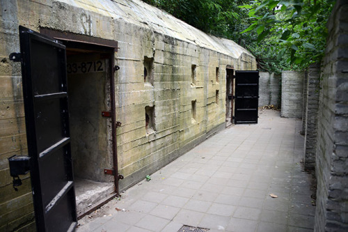 Netherlands WWII Bunker
