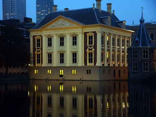 Netherlands The Hague Mauritshuis