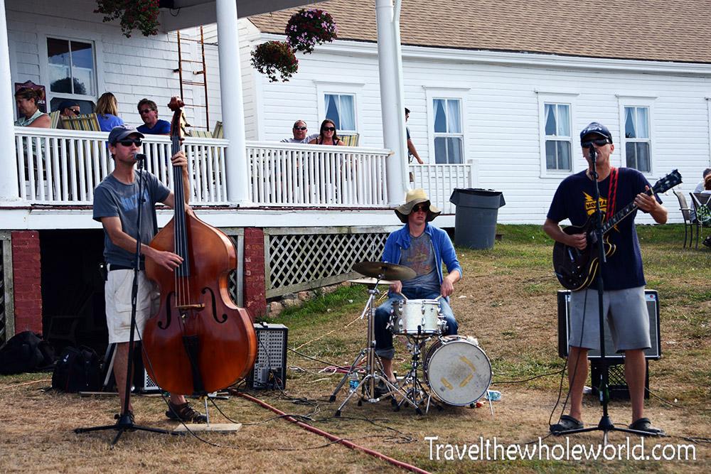 Rhode Island Block Island Band
