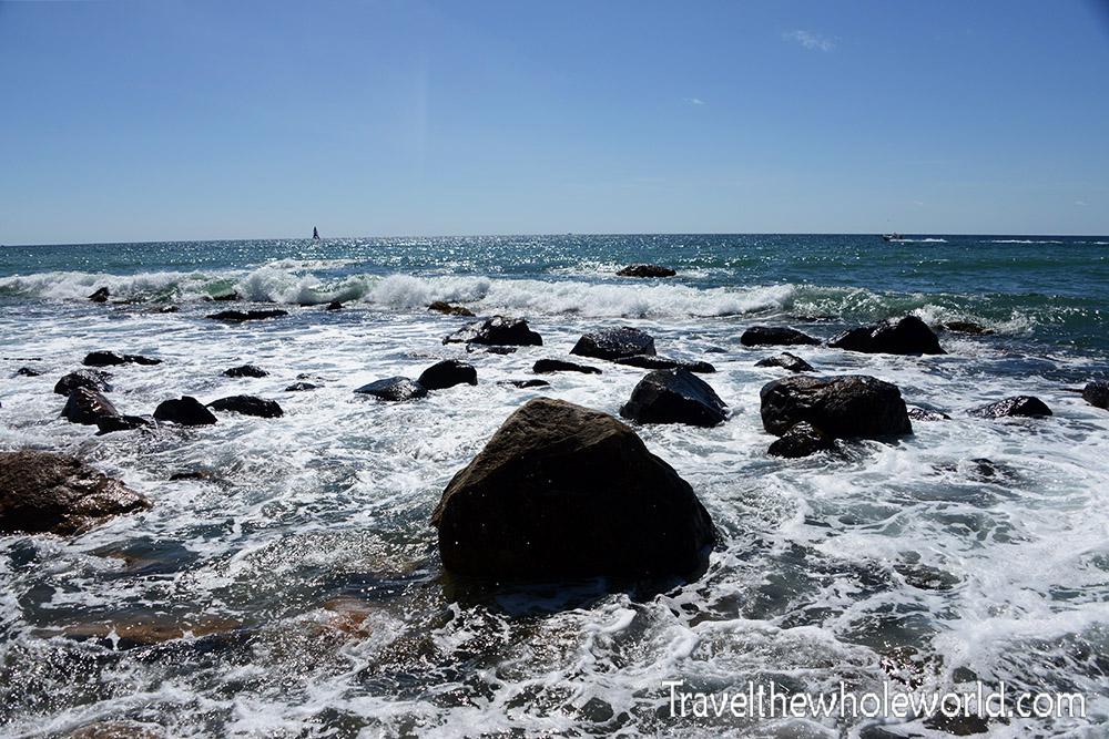 Rhode Island Block Island Coast South