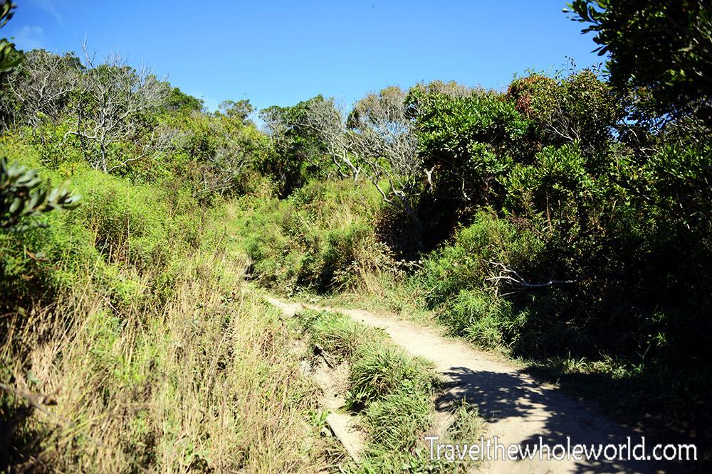 Rhode Island Block Island Hiking Trail