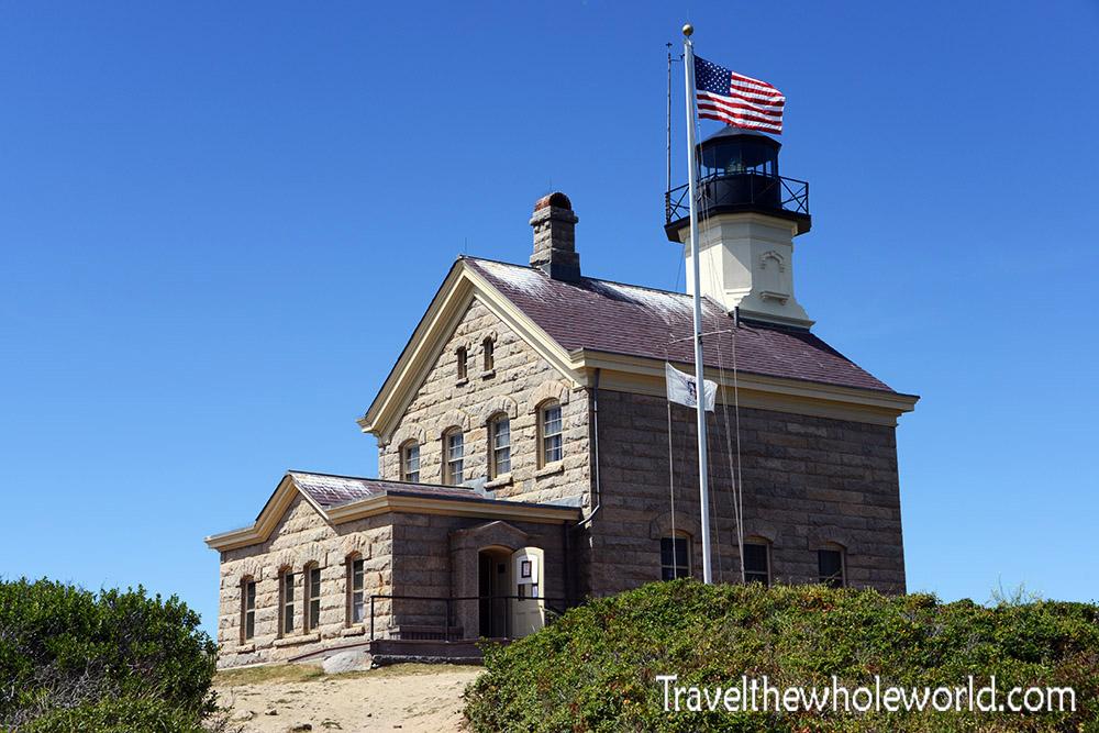 Rhode Island Block Island Lighthouse North