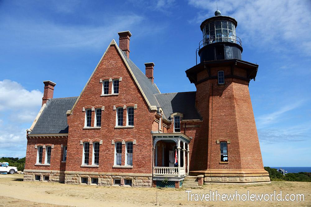 Rhode Island Block Island Lighthouse South East
