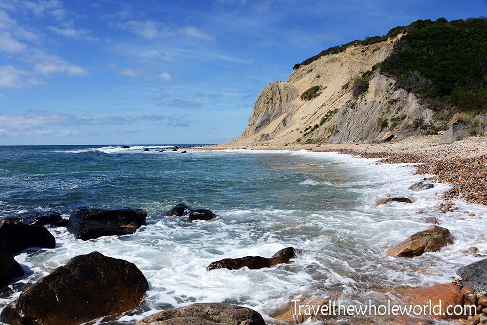 Block Island Mohegan Bluffs