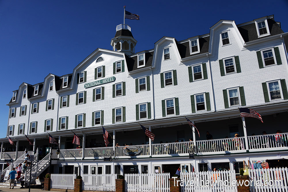 Rhode Island Block Island National Hotel