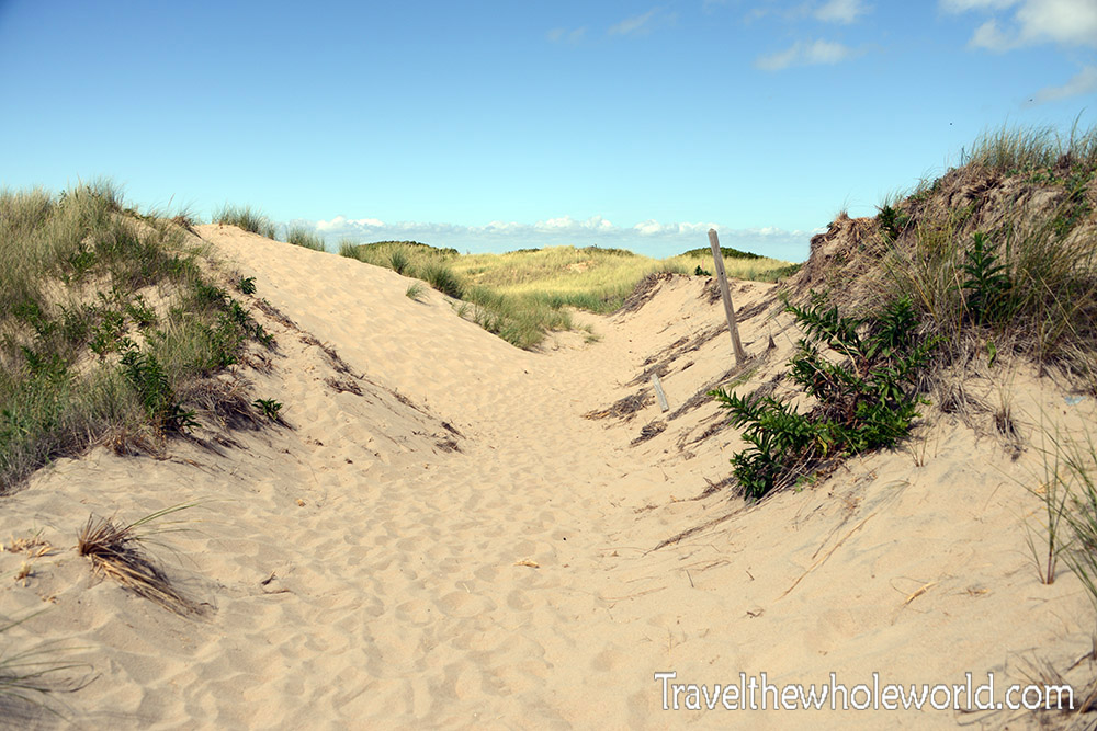 Rhode Island Block Island North Dunes