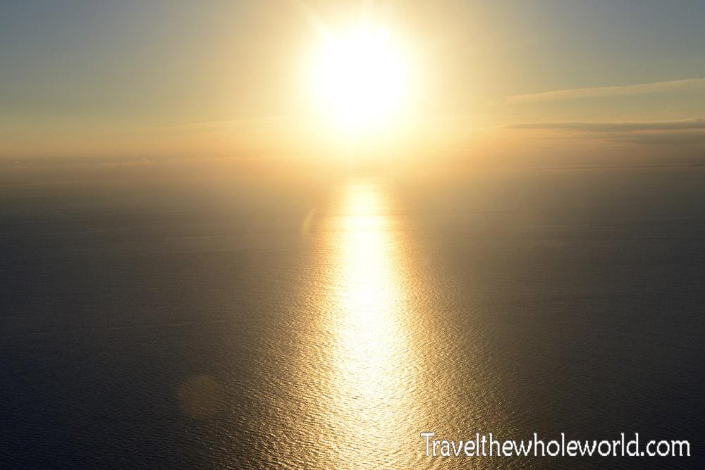Rhode Island Block Island Sun Set