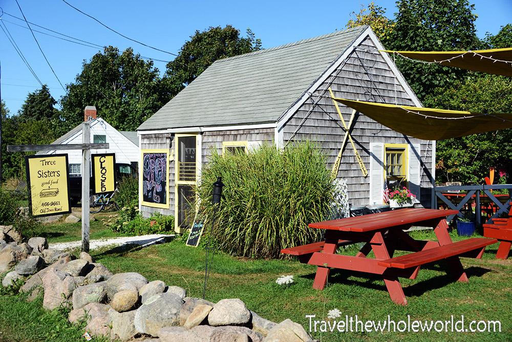 Rhode Island Block Island Three Sisters