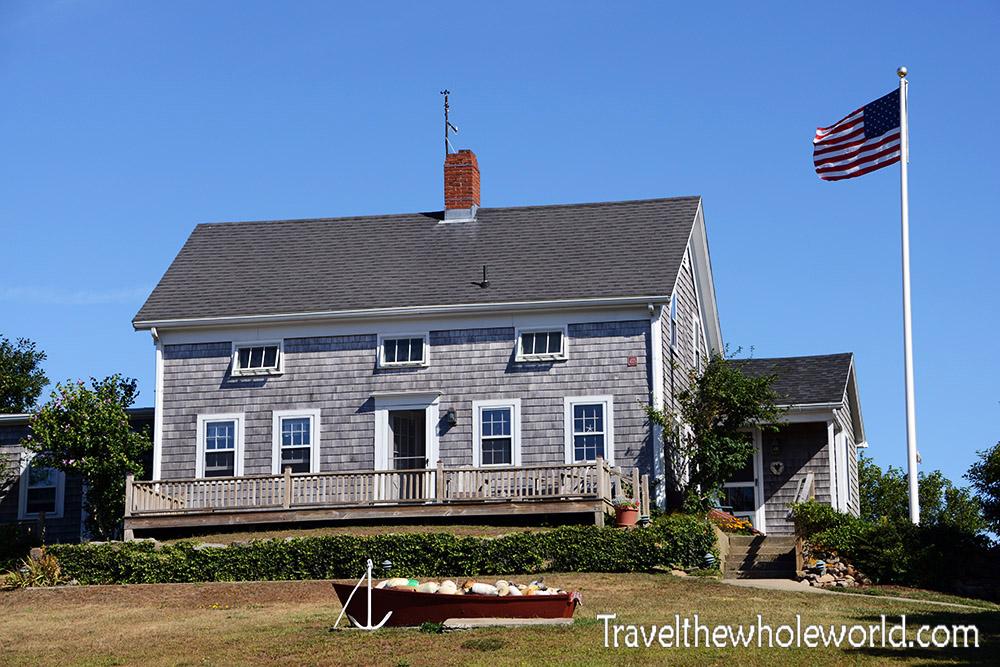 Rhode Island Block Island House