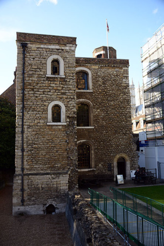 England London Jewel Tower
