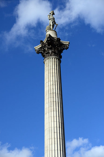 England London Lord Nelson