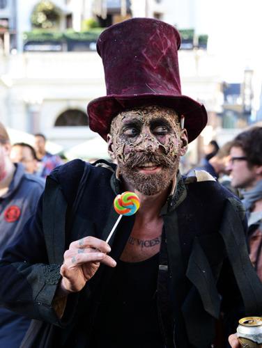 London Zombie