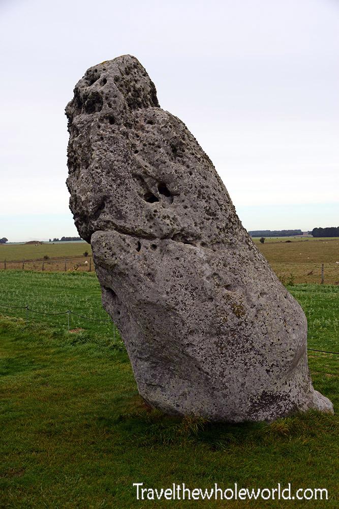 England Stonehenge Heelstone