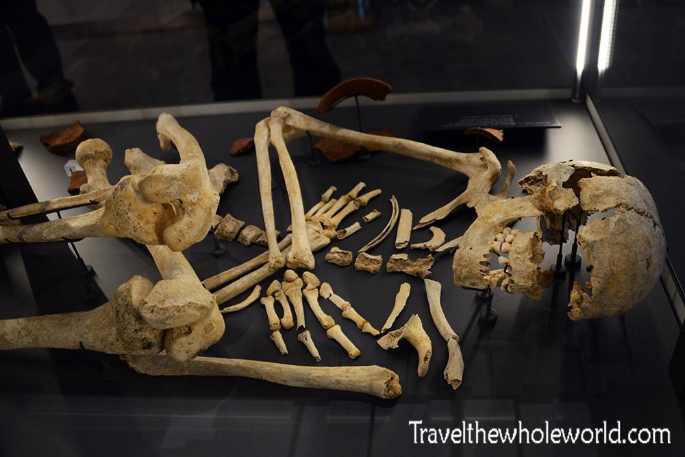 England Stonehenge Skeleton