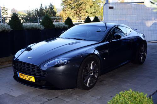 Luxembourg Aston Martin