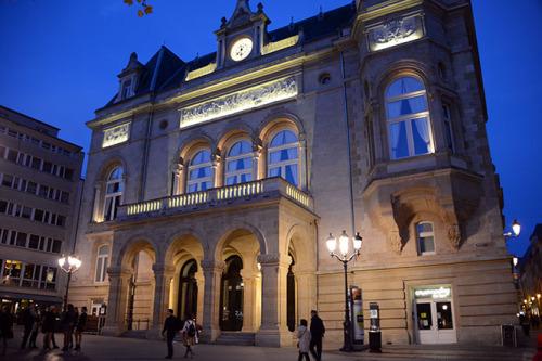 Luxembourg Cercle Municipal