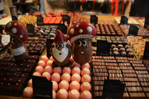 Luxembourg City Chocolate