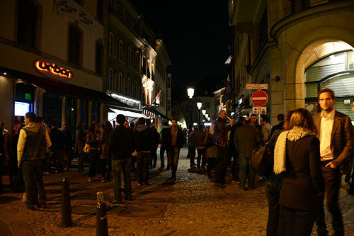 Luxembourg City Night Life