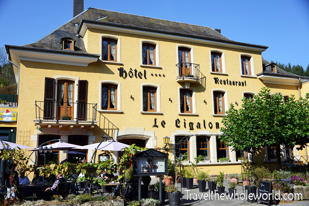 Luxembourg Mullerthal Hotel