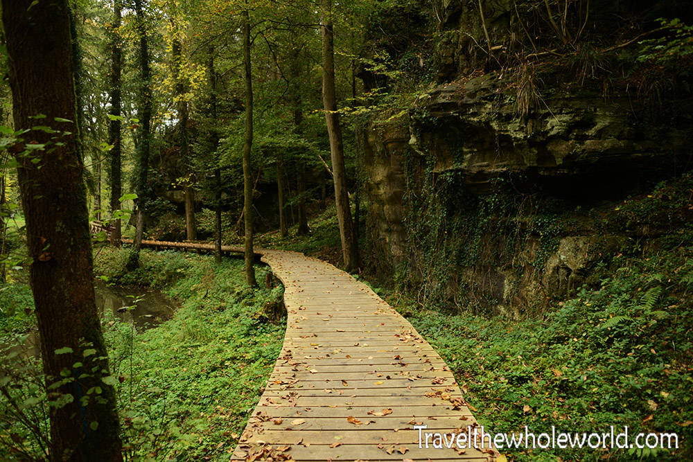 Luxembourg Mullerthal Trail