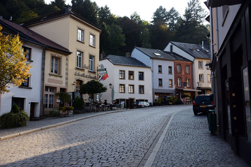 Luxembourg Vianden Center
