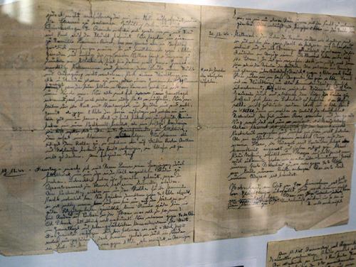 Luxembourg Diekirch WWII Letters
