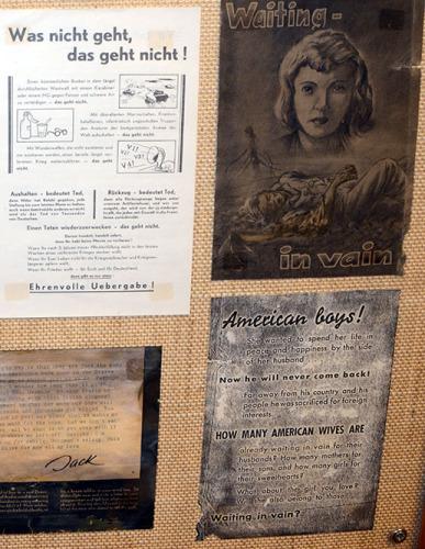 WWII Propaganda Letters