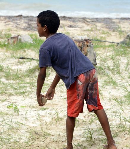 Nicaragua Big Corn Island Baseball