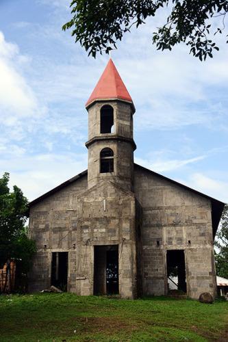Nicaragua-Big-Corn-Island-Church