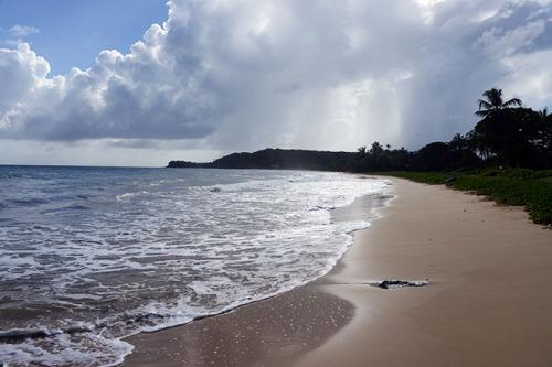 Nicaragua Big Corn Island Long Bay