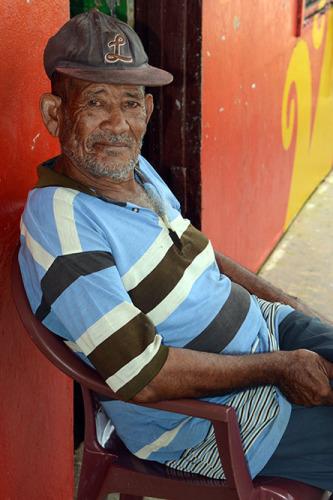 Nicaragua Big Corn Island Man