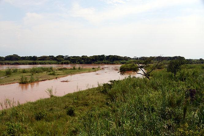 Burundi Rusizi River